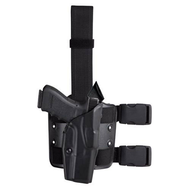 Safariland 6384-832-132 als táctica pierna funda Para Glock 17 22 M3 Luz STX LH
