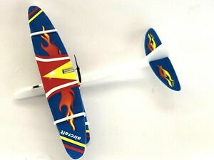 2x-Motorised-Glider-Plane-with-LED-Light-Strip-Charges-with-USB-Rechargeable
