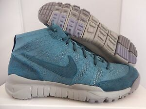 the latest d0d5c 4eefd Image is loading NIKE-FLYKNIT-TRAINER-CHUKKA-SFB-SP-NIGHT-FACTOR-