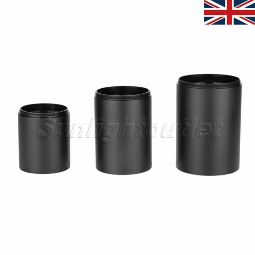 Details about  /Aluminum Sunshade Tube for Rifle Scope with 32//40//50mm Objective Lens