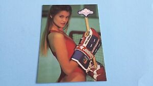 1992 BENCHWARMER HEATHER SUTHERLAND CARD #22