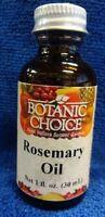 Botanic Choice Oil, Rosemary, 1 Ounce (m854)