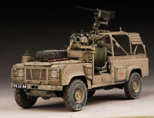 Award Winner Built HobbyBoss 1/35 Land Rover Defender Wolf Iraq +PE +Interior