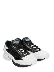 8e9b00579 Image is loading Adidas-X-Raf-Simons-RS-Ozweego-Replicant-Black-