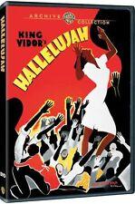 HALLELUJAH - (1929 Daniel L. Haynes) Region Free DVD - Sealed
