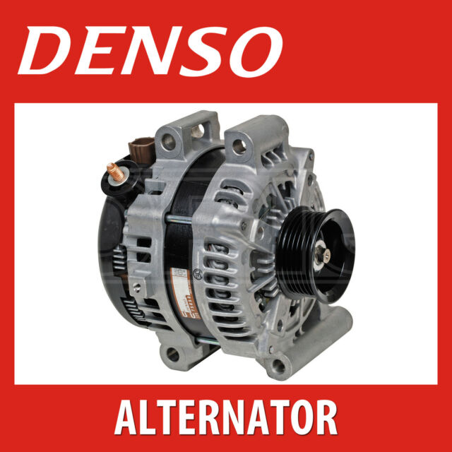 DENSO Alternator DAN1312   BRAND NEW - NOT REMANUFACTURED - NO SURCHARGE