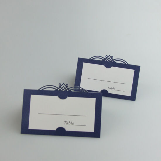 Personalised Wedding Place Name / Setting / Table / Meal Cards