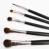 Lot Of Beautydec Black Eyeshadow Brushes Pro Eye Shadow Makeup Brush Set Kit