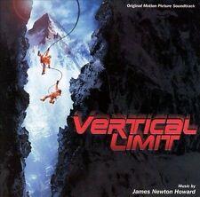 NEW Vertical Limit by James Newton Howard (CD, Dec-2000, Varèse Sarabande (USA))