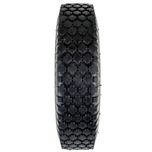 4+1 GRATIS 5 x REIFEN Luftrad 400mm Metallfelgen Rad 4.80//4.00-8 Sackkarrenrad