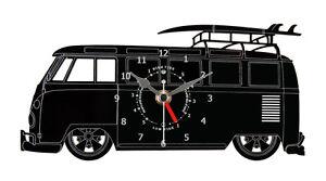 VW-Splitscreen-Bay-Window-Camper-Van-Time-Tide-Acrylic-Clock-WC-B-VWCT04