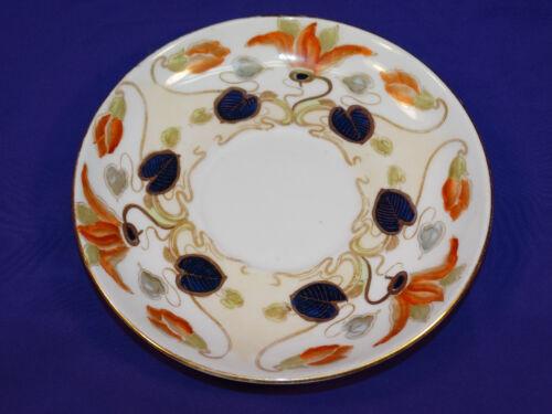 "ANTIQUE SAMUEL RADFORD 5 3//4/"" SAUCER ART NOUVEAU RAD9 CHINA DINNERWARE c.1880"