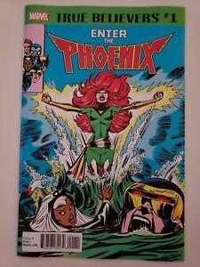TRUE-BELIEVERS-ENTER-THE-PHOENIX-1-2018-MARVEL-COMICS-X-MEN-COCKRUM-ART