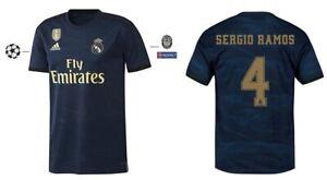 Trikot-Adidas-Real-Madrid-2019-2020-Away-UCL-Sergio-Ramos-4-164-XXL-Champions
