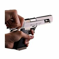 Desert Eagle Pistol Cigarette Lighter Metal Xl 1:1 Beretta M92f Simulation Mo...