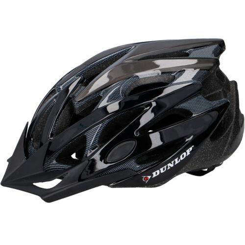 Dunlop Fahrradhelm Radhelm MTB Fahrrad Helm Helme Kinder Erwachsene uni