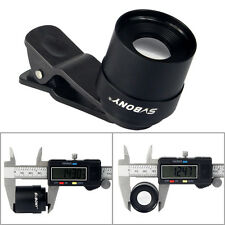 Hot Sale 1.25'' Cell Phone Holder Telescope Eyepiece 10mm for iPhone Samsung HTC