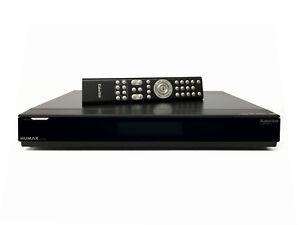 Humax iHD-PVR C iCord 500 GB Festplatten Recorder Receiver Kabel BW Unitymedia