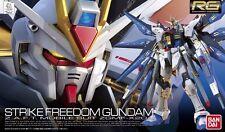 #014 Strike Freedom Gundam (RG)
