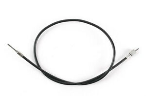 Harley-Speedo-Speedometer-Cable-BigTwin-12mm-nut-34-034-length-Big-Twin-XL-74-95