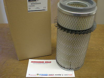 Tractor Parts Devoted Case Ih Tractor Genuine Air Filter Case Ih & International Tractors 3125199r2