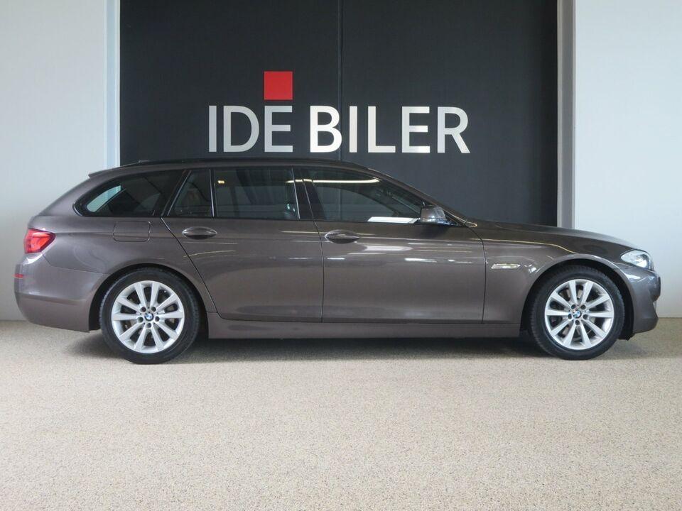 BMW 525d 3,0 Touring aut. Diesel aut. modelår 2011 km 131000