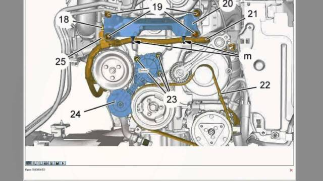 OEM Ford Wiring Diagrams 2008 Escape/ Mariner Hybrids ...