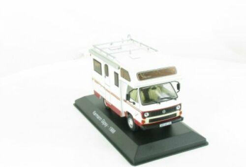 1//43 Ixo VW T3 Karmann Gipsy 1988 Camping Car 58