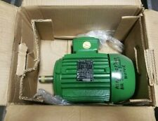 New Weg 2 Hp Electric Ac Motor 208 230460 Vac 3490 Rpm 145t Frame 3 Phase