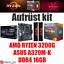 PC-Bundle-Kit-Set-AMD-Ryzen-3200G-Grafik-ASUS-A320-Mainboard-DDR4-16GB Indexbild 1