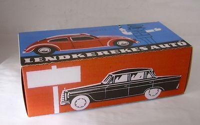 Ausdrucksvoll Repro Box Flimlemez Foreign,lendkerekes Auto,ungarn Für Citroen,vw,mercedes,fiat Spielzeug