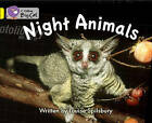 Collins Big Cat: Night Animals Workbook by HarperCollins Publishers (Paperback, 2012)