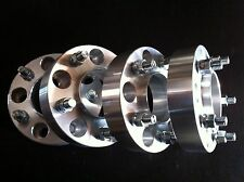 "4 Dodge Ram 2012 and newer 1500 Hub Centric Wheel Spacers 1.25"" 5x5.5 to 5x5.5"
