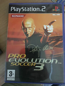 Pro-Evolution-Soccer-3-Sony-Playstation-box-amp-booklet-only