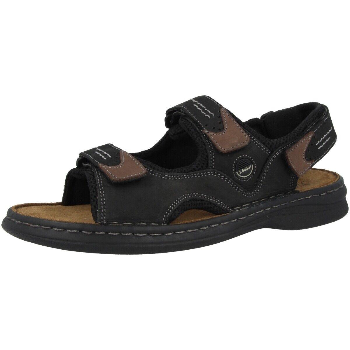 Josef Seibel Franklyn shoes Man Comfort Hiking Sandals 10236-11-101
