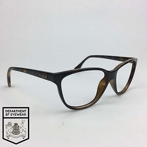 7492178b1d9 Image is loading VOGUE-eyeglasses-TORTOISE-CATS-EYE-frame-MOD-VO-