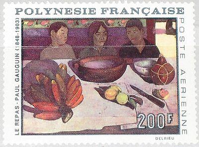 Sonstige Briefmarken French Polynesia Polynesien 1968 86 C48 Paul Gauguin Painting Gemälde Kunst Mnh Spezieller Kauf
