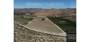 Valle de Guadalupe - Terreno Turistico