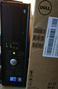 Dell Optiplex 780 Desktop Computer PC Windows 7 Pro~ Core 2 Duo~4GB~160GB HDD