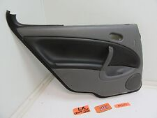 SAAB 9-5 9 5 REAR BACK DOOR PANEL LEFT L LH LR DRIVER INTERIOR POWER WAGON POWER