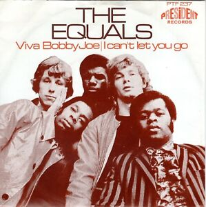 7inch-THE-EQUALS-viva-bobby-joe-HOLLAND-1969-EX-S2644