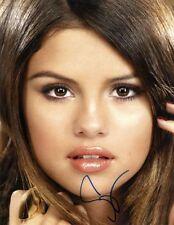 Selena Gomez Original Autograph w/ COA