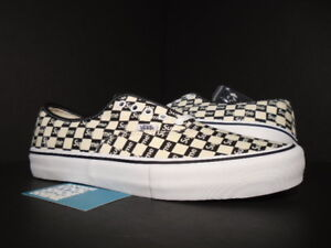 2a8de3aed375f1 Image is loading VANS-AUTHENTIC-PRO-SUPREME-CHECKERS-BOX-LOGO-VINTAGE-