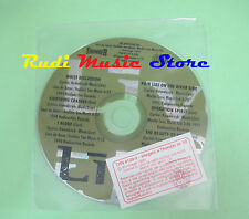 CD THUNDER N.12 LIVE compilation PROMO 1995 ED KOWALCZYK (C33*) no mc lp vhs