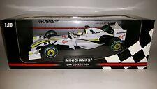 Minichamps F1 Brawn GP BGP 001 Jenson Button 1/18 World Champion 2009 Australia