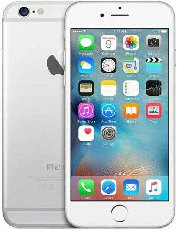 iPhone: iPhone 6 Plus Ricondizionato 16GB Grado A+++ Come nuovo Silver Apple Rigenerato