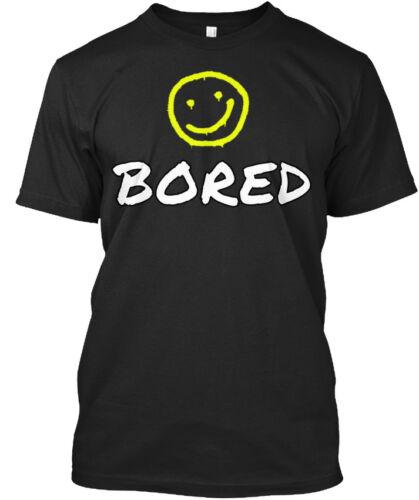 Sherlock bored-Standard Unisexe T-Shirt
