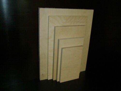 NEUF sur mesure MDF découpe dans 18 mm Moyen densité Fibre plaque möbelbau Modelbau