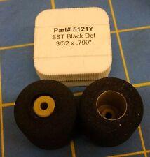 Twinn-K 5121Y 3/32 x .790 Tires D22 1/24 Mid America Naperville