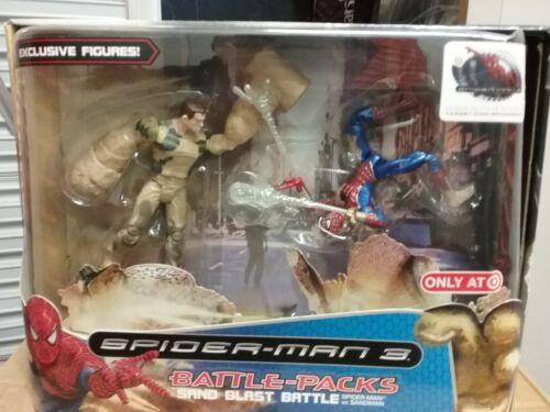 Spider Man Battle Packs